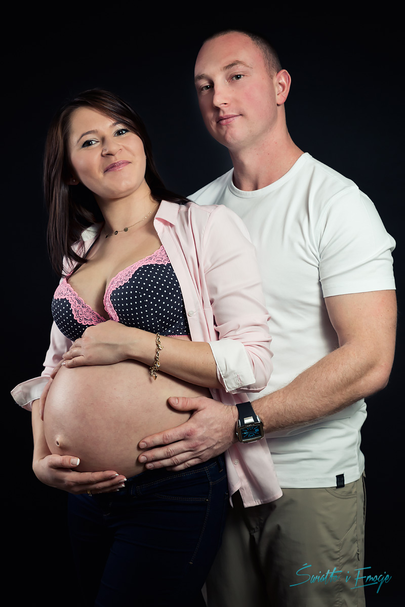 fotografia ciążowa inowrocław