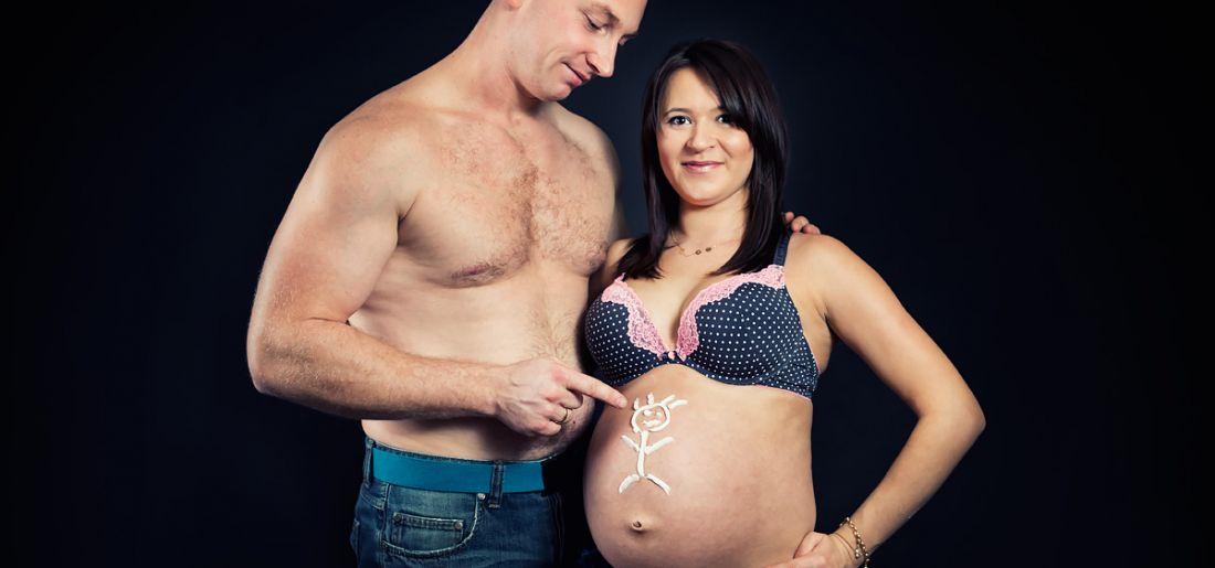 Agnieszka i Szymon | Światło i Emocje – Fotografia ciążowa