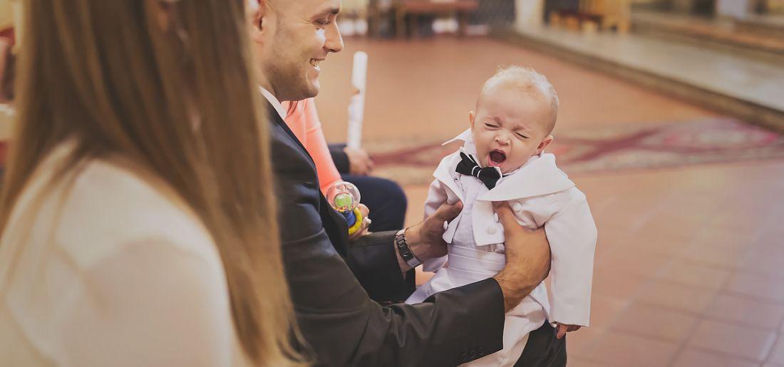 Chrzest święty Olivera | Światło i Emocje – fotograf na chrzest