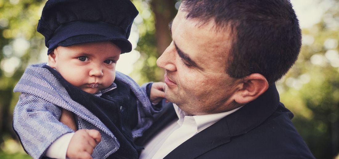 Chrzest i sesja plenerowa Mieszka | Światło i Emocje – Profesjonalna fotografia chrztu