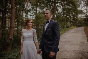 sesja poslubna plener jezioro plaza las Chomiaza Szlachecka fotograf na slub wesele Światło i Emocje (2)