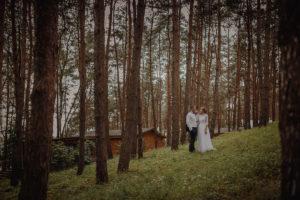 sesja poslubna plener jezioro plaza las Chomiaza Szlachecka fotograf na slub wesele Światło i Emocje (33)