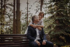 sesja poslubna plener jezioro plaza las Chomiaza Szlachecka fotograf na slub wesele Światło i Emocje (35)