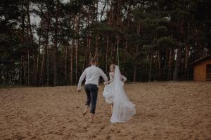 sesja poslubna plener jezioro plaza las Chomiaza Szlachecka fotograf na slub wesele Światło i Emocje (47)