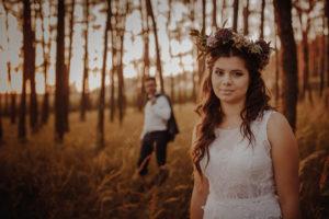 plener slubny las pies fotograf janikowo, inowroclaw, bydgoszcz, torun swiatloiemocje Martyna i Konrad (24)
