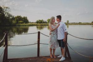 sesja narzeczenska slub Janikowo wesele Rojewo plener las fotografia slubna Swiatlo i Emocje pl Marta i Adrian (14)