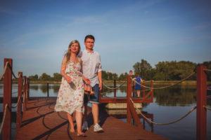 sesja narzeczenska slub Janikowo wesele Rojewo plener las fotografia slubna Swiatlo i Emocje pl Marta i Adrian (22)