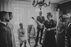 reportaz Bydgoszcz, przyjecie karczma Kujawska, kosciol Pw. Matki Bozej Krolowej Meczennikow, swiatlo i emocje, Marta i Szymon  (53)