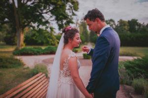 sesja poslubna plener poslubny Mogilno Torun Poznan Swiatlo i Emocje Iga i Karol (15)